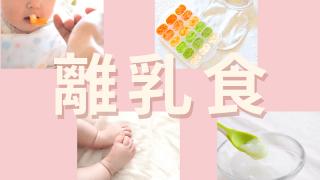 【離乳食】ブログで紹介している準備、進め方、スケジュール、作り方一覧